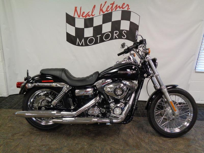 The 2012 Harley-Davidson FXDC - Dyna® Super Glide&  photos