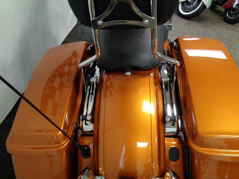 2015 Harley-Davidson FLHXS - Street Glide® Spe  photo