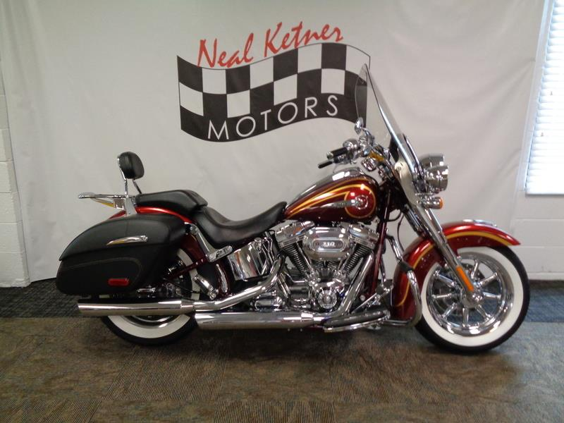 2014 Harley-Davidson FLSTNSE - CVO™ Softail&#  photo