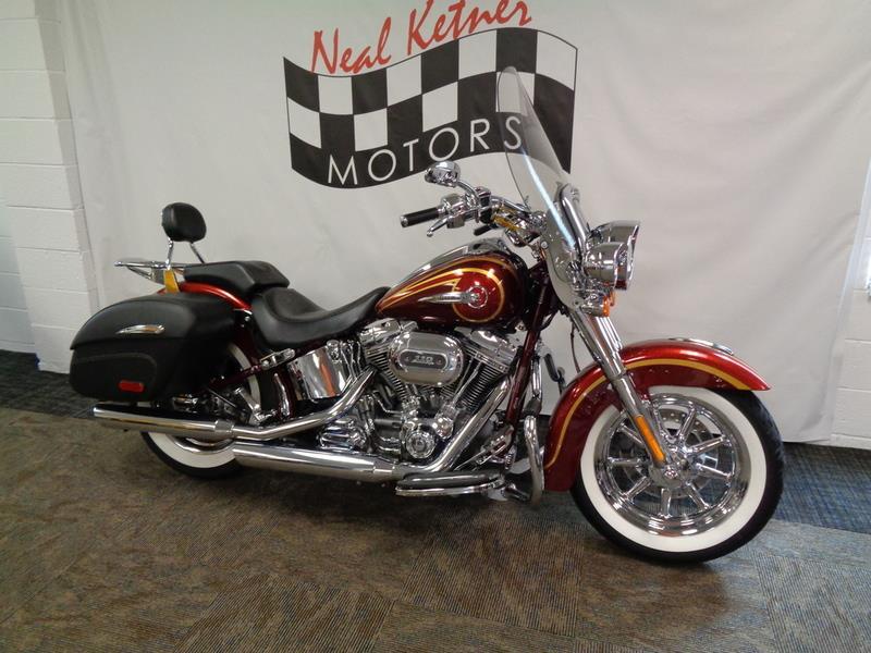 2014 Harley-Davidson FLSTNSE - CVO™ Softail&#  photo