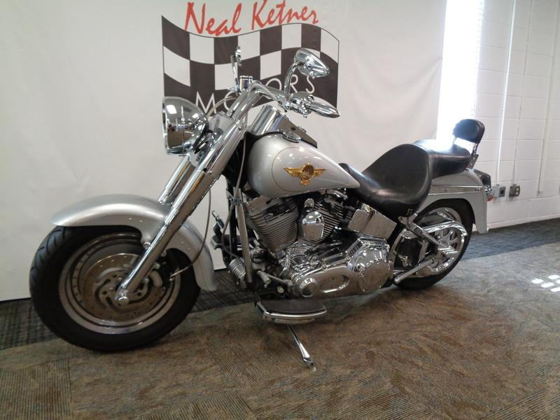 2005 Harley-Davidson FLSTFI FAT BOY  photo