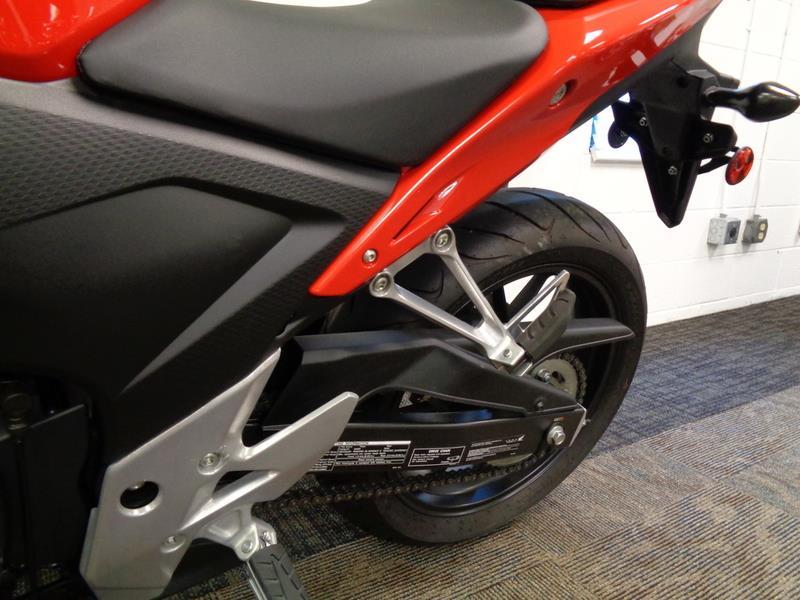 2014 Honda CBR® 500R  photo