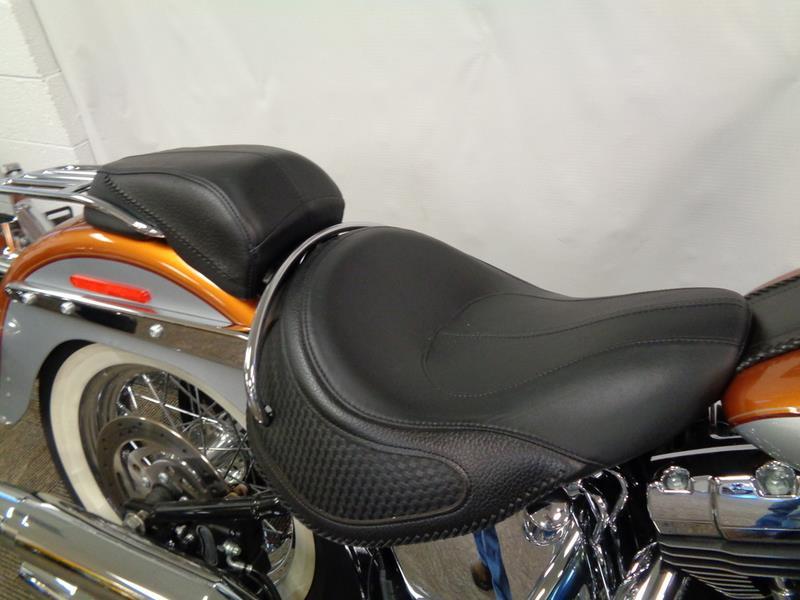 2014 Harley-Davidson FLSTN - Softail® Deluxe  photo