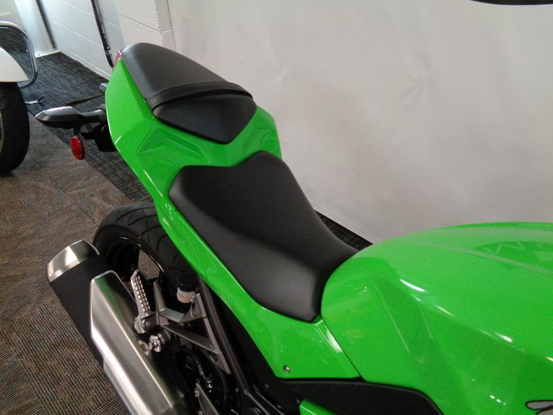 The 2015 Kawasaki Ninja® 300