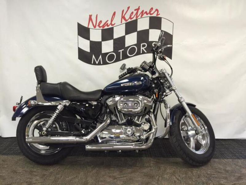 2013 Harley-Davidson XL1200C - Sportster® 1200  photo