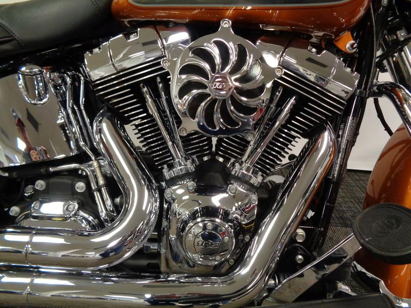 2015 Harley-Davidson FLSTC - Heritage Softail®  photo