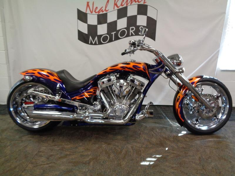 The 2007 American Ironhorse Slammer®  photos