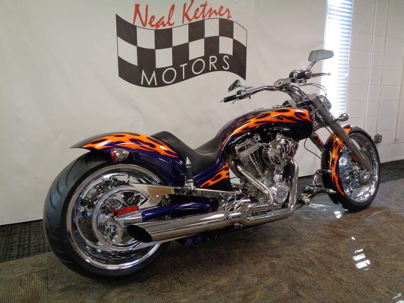 2007 American Ironhorse Slammer®  photo