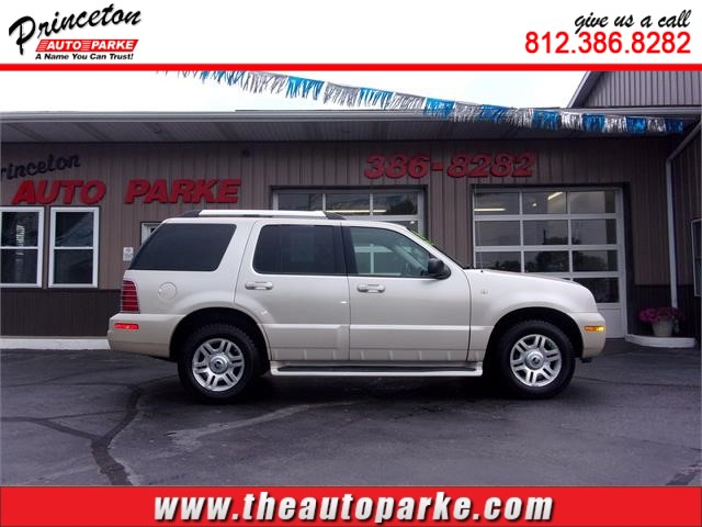 2005 Mercury Mountaineer Convenience photo