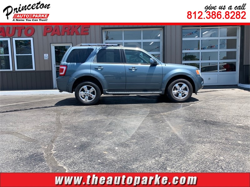 The 2010 Ford Escape Limited photos