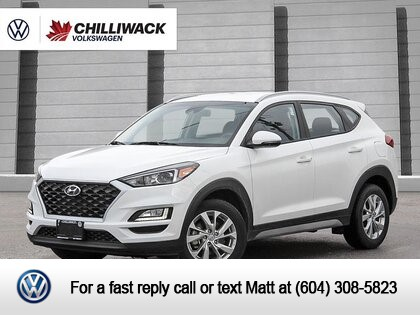 The 2019 Hyundai Tucson Preferred  photos