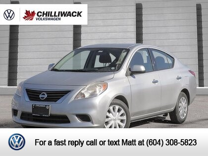 The 2014 Nissan Versa 1.6 S photos