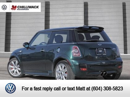 2009 MINI Cooper John Cooper Works photo