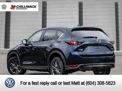 The 2019 Mazda CX-5 GS