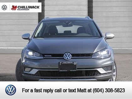 2018 Volkswagen Golf Alltrack  photo