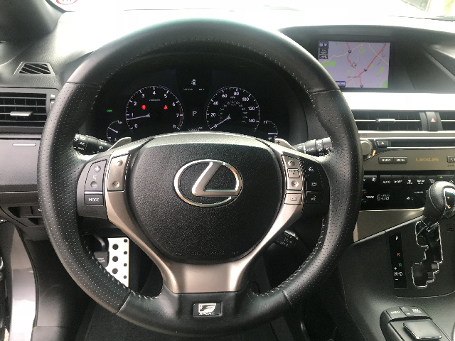 The 2013 Lexus RX 350