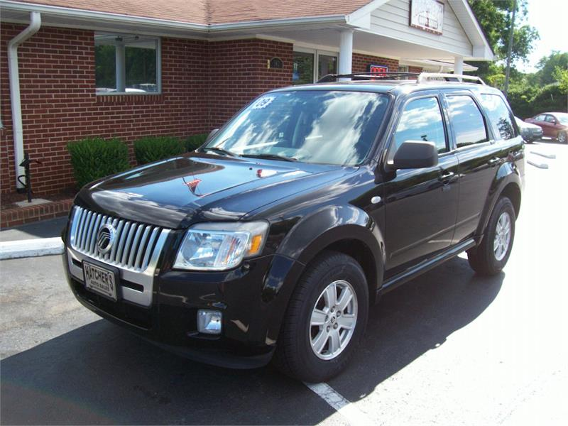 2009 Mercury Mariner V6 photo