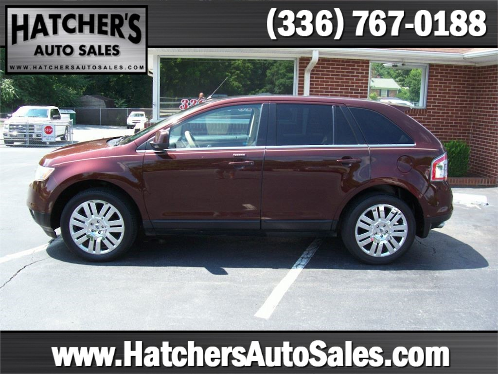 The 2010 Ford Edge Limited photos