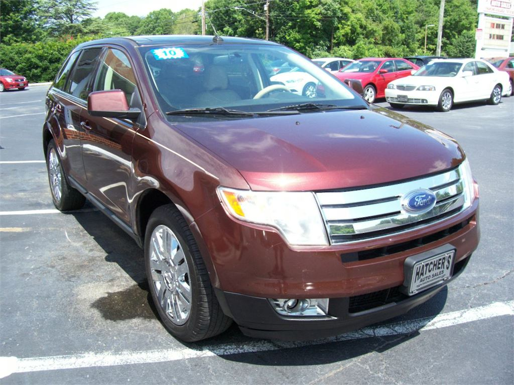 2010 Ford Edge Limited photo