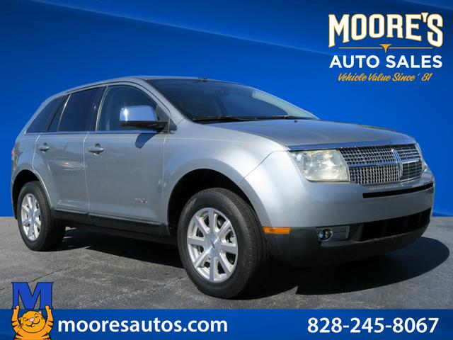 2007 Lincoln MKX photo