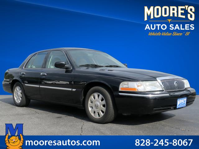 2005 Mercury Grand Marquis LS Premium photo