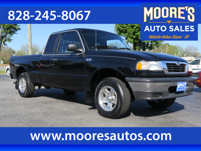 1999 Mazda B-Series Pickup B3000 TL photo