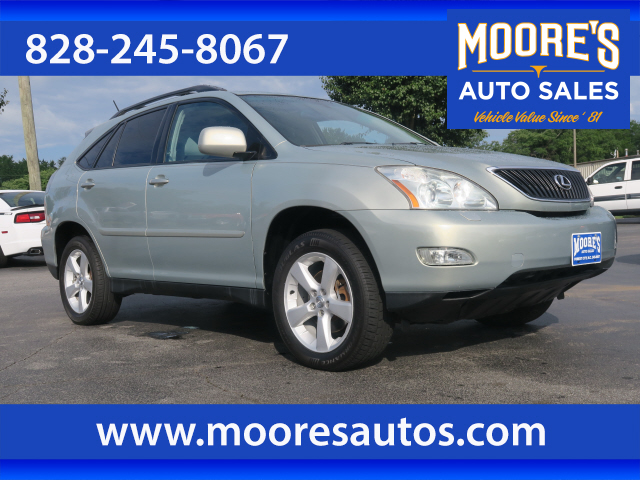 The 2004 Lexus RX 330