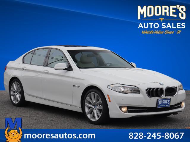2012 BMW MDX 535i photo