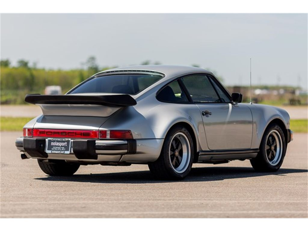 The 1984 Porsche 911 Carrera