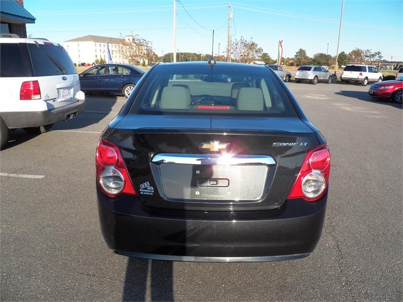 2015 Chevrolet Sonic Lt  photo
