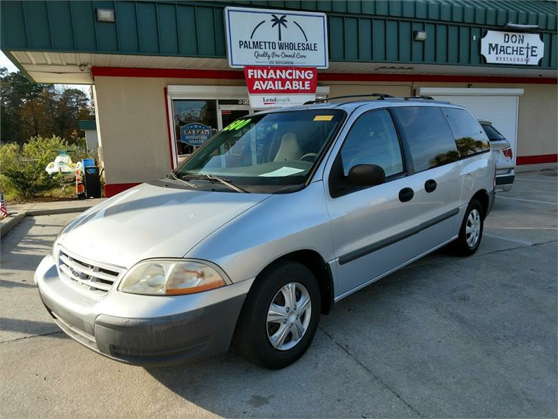 The 2000 Ford Windstar LX photos