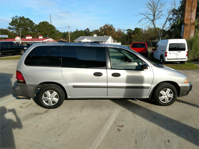 2000 Ford Windstar LX photo