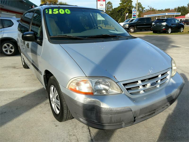 The 2000 Ford Windstar LX