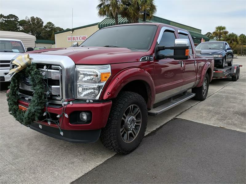 The 2016 Ford F250 SUPER DUTY  photos