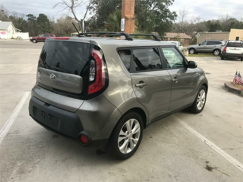 2015 Kia SOUL PLUS  photo