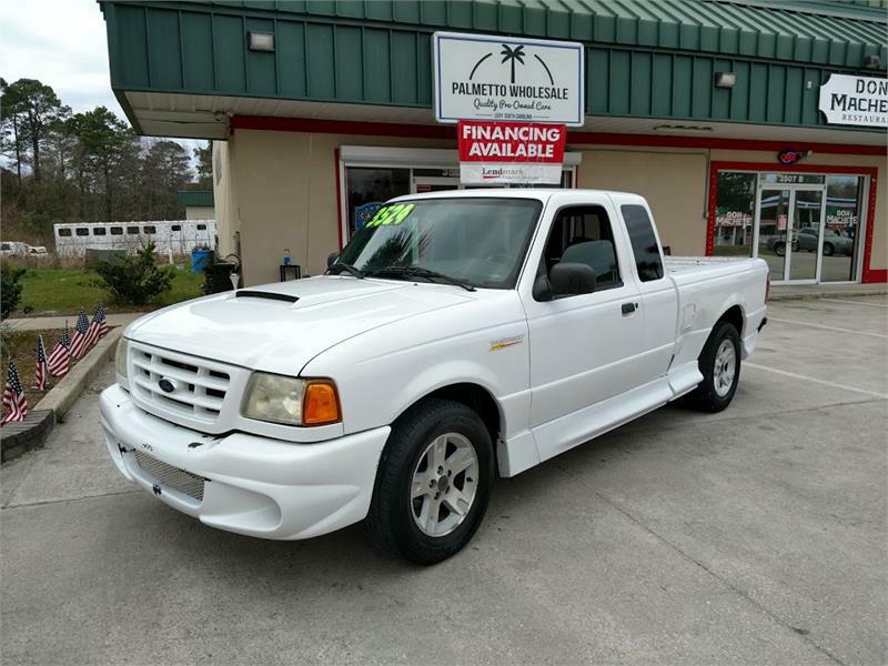 The 2003 Ford Ranger XLT Appearance photos