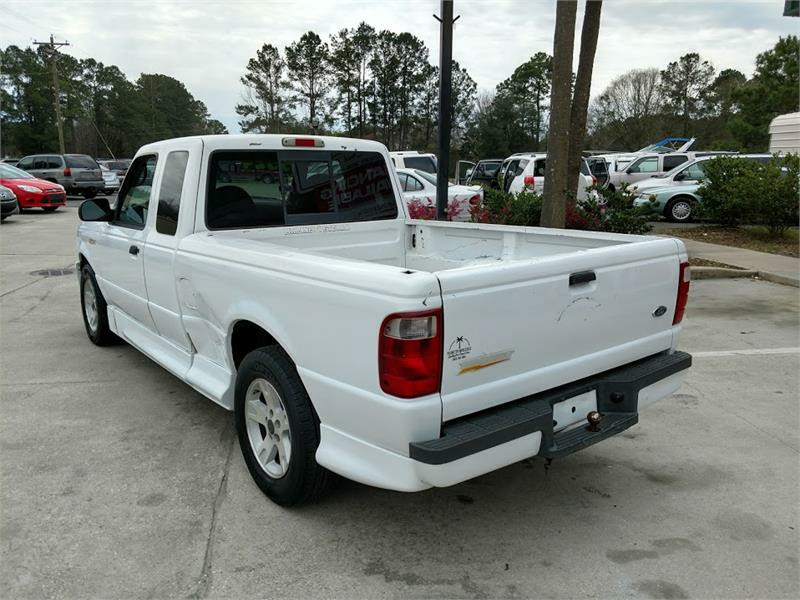 The 2003 Ford Ranger XLT Appearance