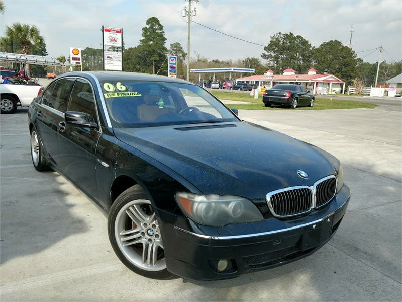 2006 BMW 7-Series 760Li photo