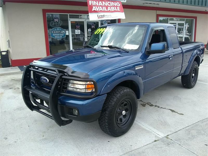 The 2007 Ford Ranger XLT photos