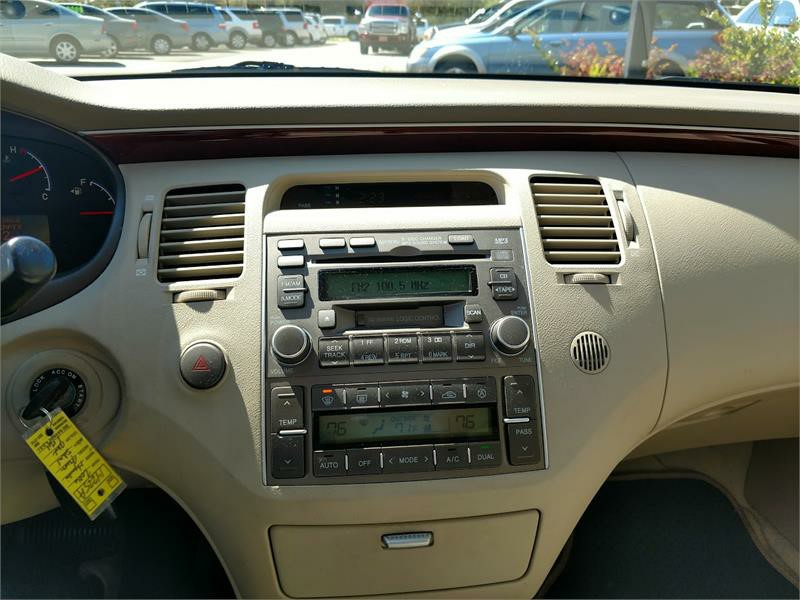 2006 Hyundai Azera SE photo
