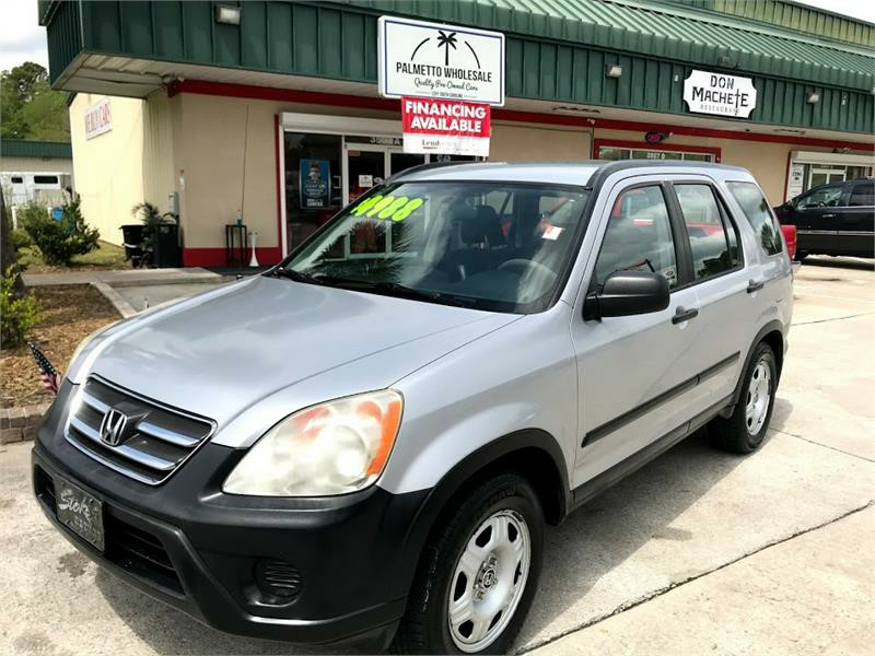 2005 Honda CR-V LX photo
