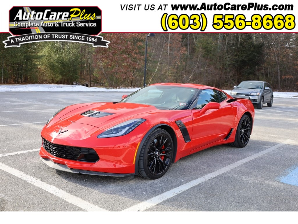 The 2015 Chevrolet CORVETTE Z06 650 HP STINGRAY  photos