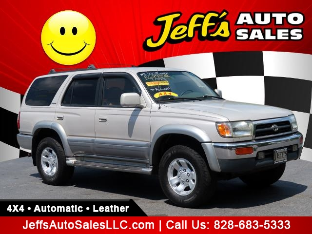 1997 Toyota 4Runner Limited photo