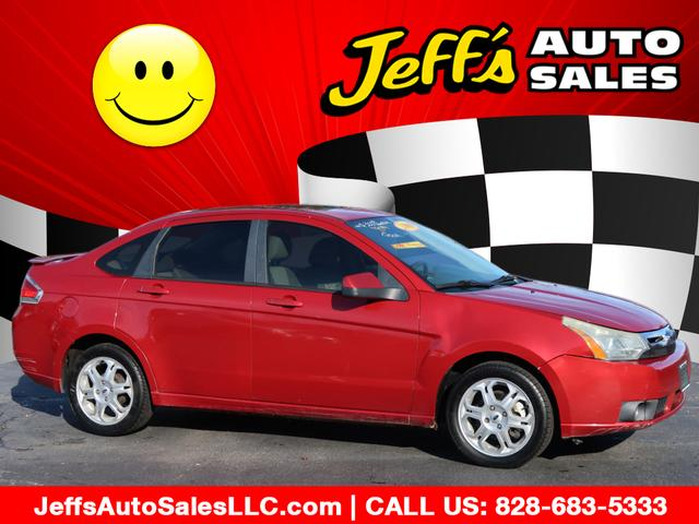 2009 Ford Focus SES photo
