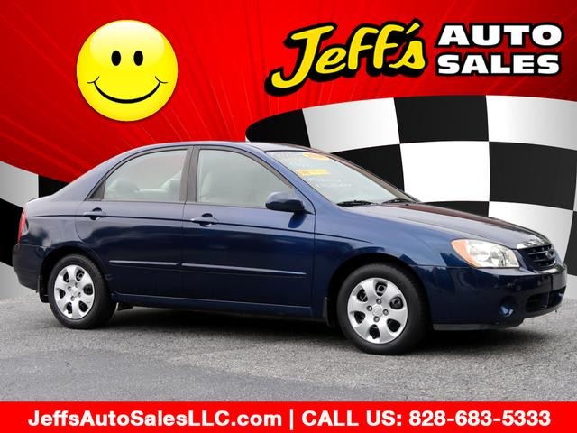 2006 Kia Spectra EX photo