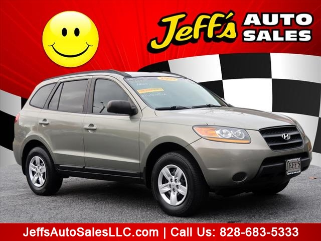 2009 Hyundai Santa Fe GLS photo