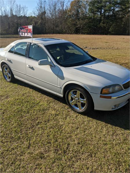 2002 Lincoln LS photo