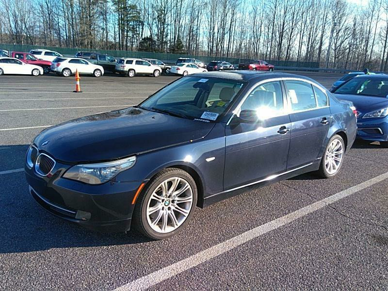 The 2008 BMW 5-Series 535i