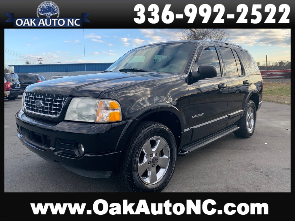 2004 Ford Explorer Limited photo