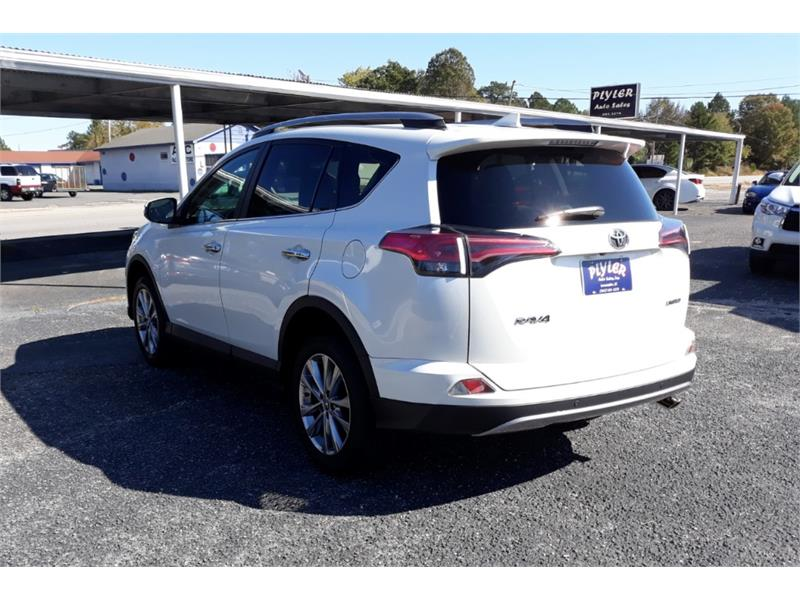 2017 Toyota RAV4 LIMITED  photo